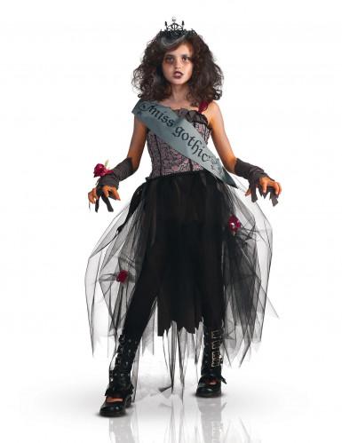 Costume stile gotico da donna per Halloween