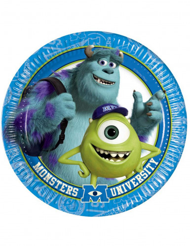 Kit di compleanno Classic Monsters University™ 8 bambini-1