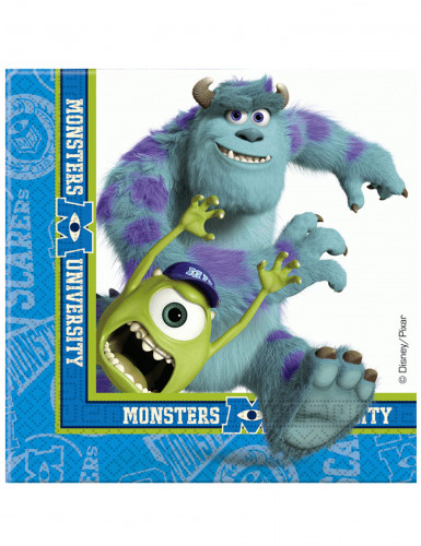 Kit di compleanno Classic Monsters University™ 8 bambini-2