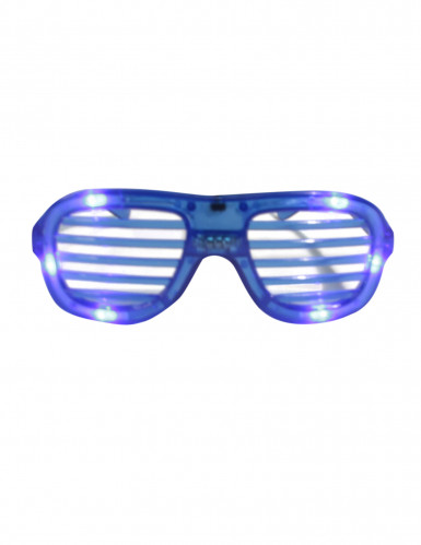 Favolosi occhiali blu led