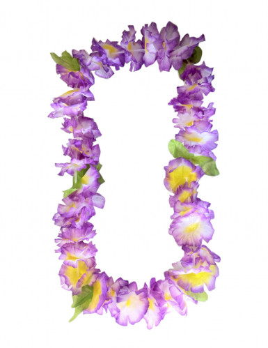 Collanai hawaiana viola