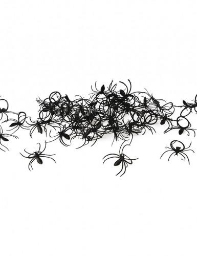 Lotto di 50 anelli con ragno