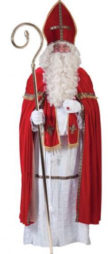 Costume San Nicola adulto deluxe