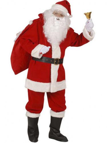 Travestimento da Babbo Natale per adulto