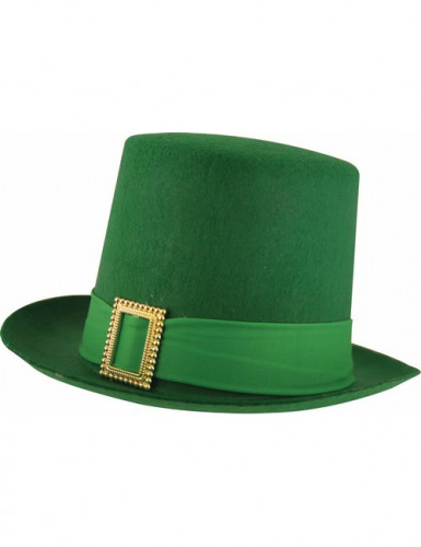 Cappello verde da adulto stile San Patrizio