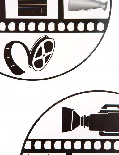 2 Tovagliette da tavola Cinema-1