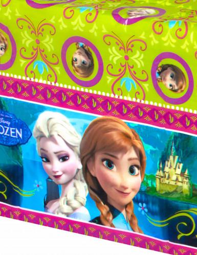 Tovaglia plastificata a tema Frozen <br />- Il Regno di Ghiaccio™-1