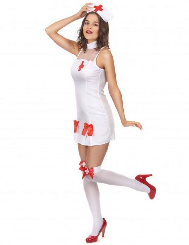 Costume da donna: infermiera sexy-1