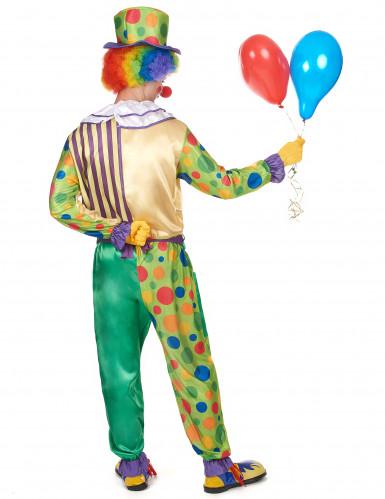 Costume da clown per uomo-2