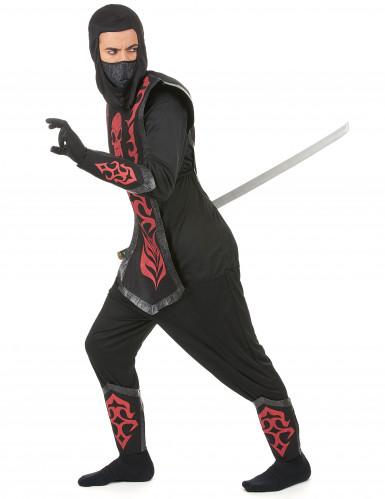 Travestimento ninja adulto-1