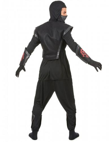 Travestimento ninja adulto-2