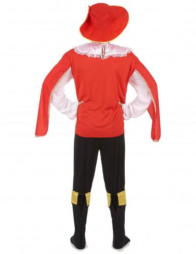 Costume moschettiere da uomo-2