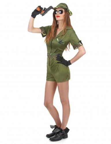 Costume da militare per donna-1