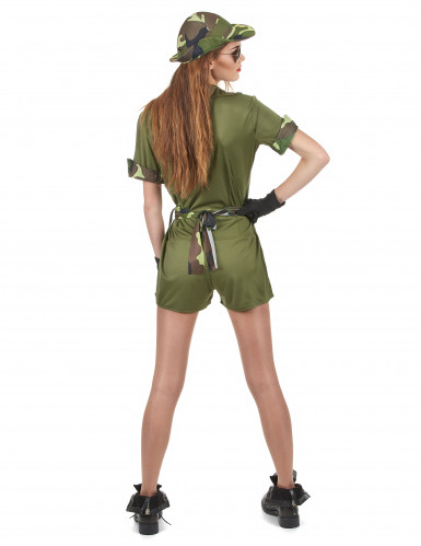 Costume da militare per donna-2