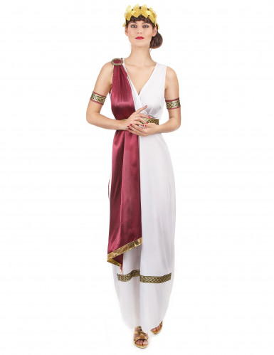 Costume da imperatrice greca per donna