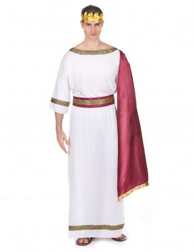 Costume da imperatore greco per uomo