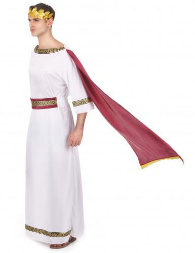 Costume da imperatore greco per uomo-1