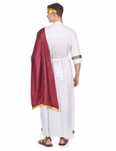 Costume da imperatore greco per uomo-2