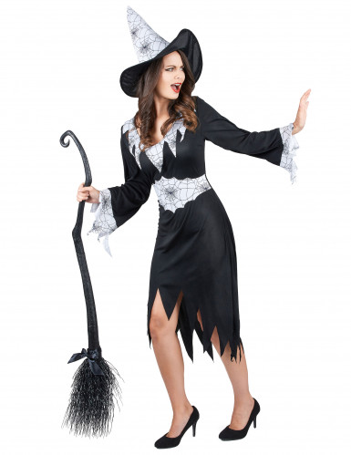 Costume per Halloween da strega per donna-1