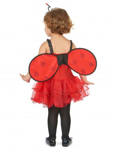 Costume da coccinella bimba-2