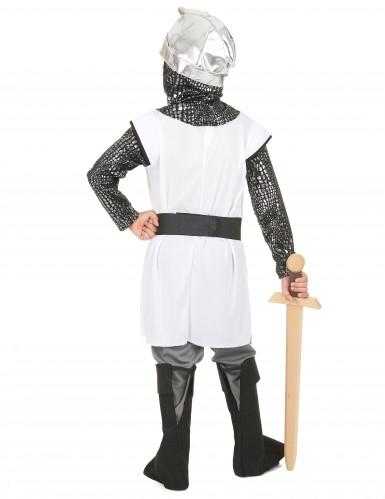 Costume bambino da cavaliere-2