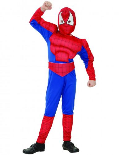 Costume super eroe ragno bimbo