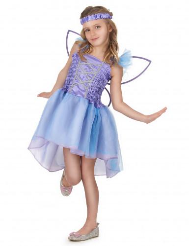 Costume da fata color lilla bambina-1