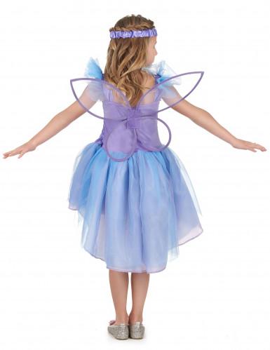 Costume da fata color lilla bambina-2