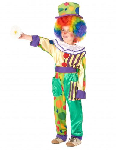 Costume da clown per bimbo-1