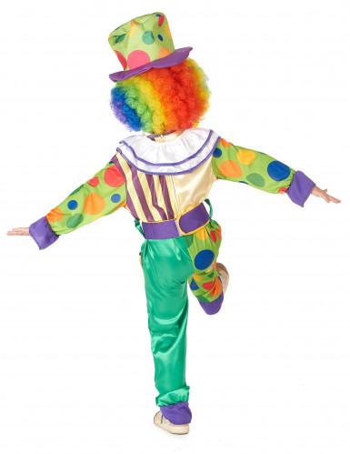 Costume da clown per bimbo-2