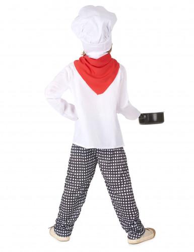 Costume per bambino da chef-2