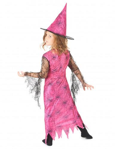 Vestito carnevale bambina strega ragno-2