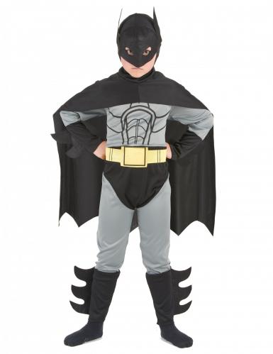 Un autentico costume per bambino da supereroe
