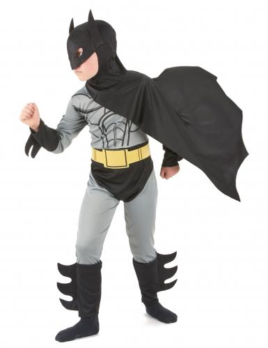Un autentico costume per bambino da supereroe-1