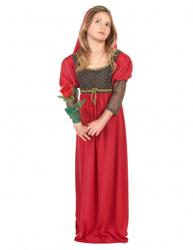 Costume da Giulietta per bambina