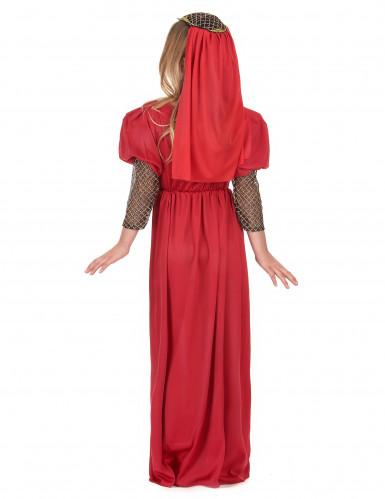 Costume da Giulietta per bambina-2