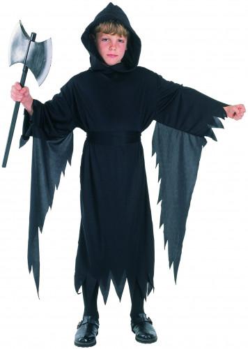 Costume assassino bambino tema Halloween