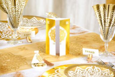 6 Cartoncini invito matrimonio stile orientale-1