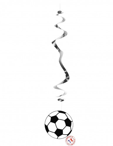 6 decorazioni Calcio da appendere
