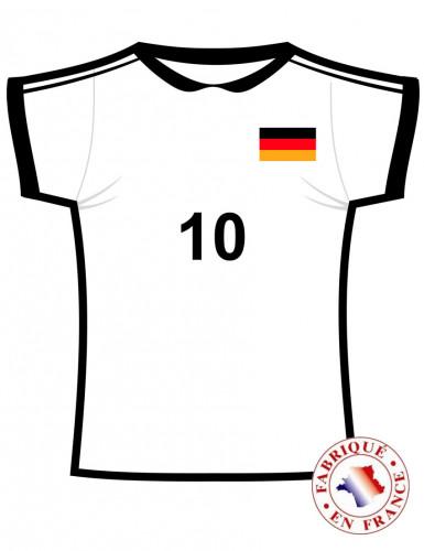 Decorazione con maglia della Germania