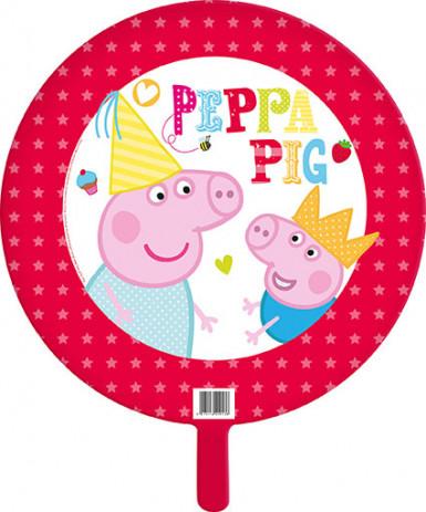 Pallone alluminio Peppa Pig™