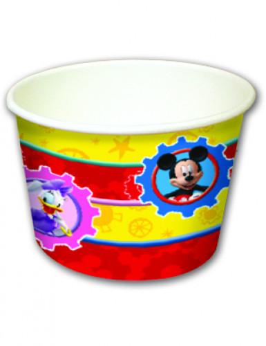 Confezione 8 Coppette per gelato in cartone con Topolino™