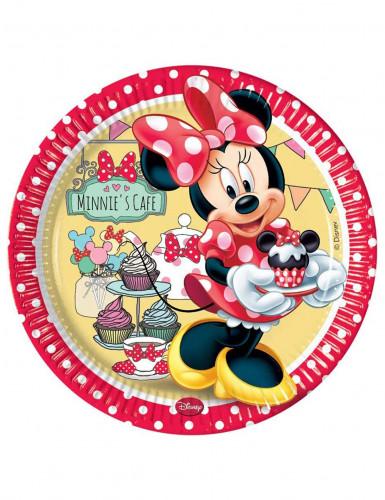 8 coloratissimi piatti Minnie café™