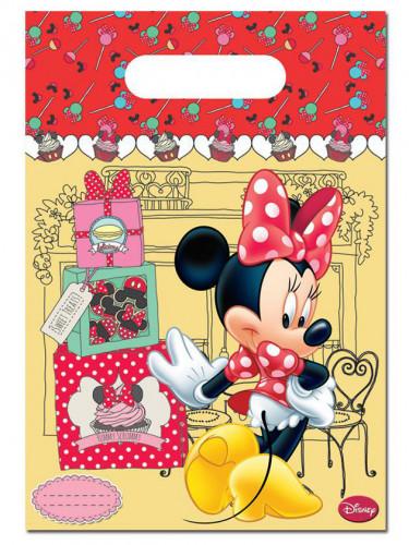 6 sacchetti di plastica Minnie™