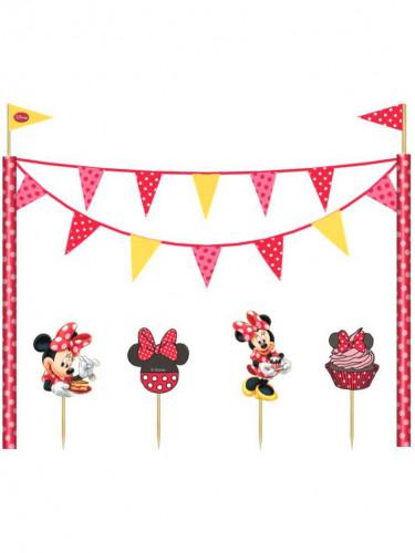 Set di decorazioni per torta a tema Minnie™