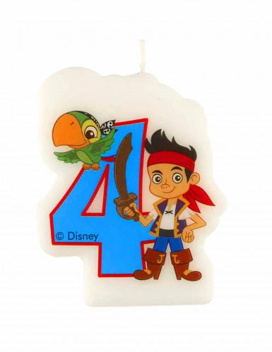 Candela blu 4 anni di Jake il pirata™