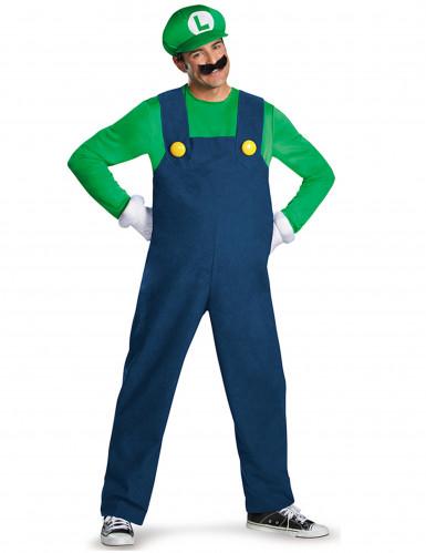 Costume deluxe da Luigi™ per adulto