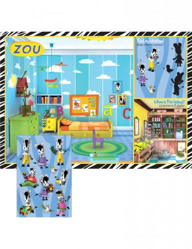 Set da gioco Zou, la piccola zebra™