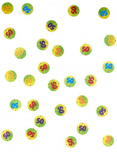 150 coriandoli festa di cinquantesimo compleanno-1