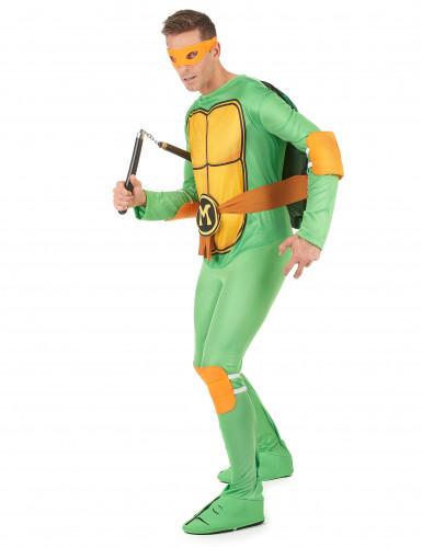 Costume Michelangelo Tartarughe Ninja™ per adulto-1